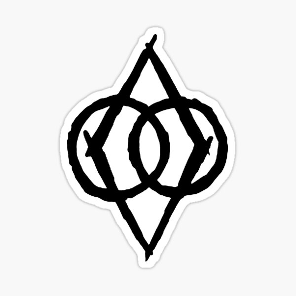 Protected Shadowmark-Skyrim Sticker