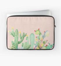 Bohemian Glam Cactus Laptop Sleeve