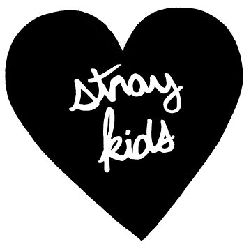 Stray Kids Heart Patch kpop by KPTCH