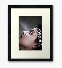 Myka Framed Print