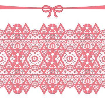 Openwork pattern. Lace. by fuzzyfox