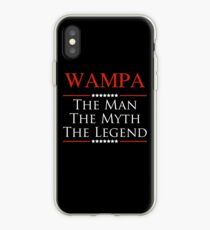 ­­Wampa The Man The Myth The Legend Gift For Grandpa iPhone Case