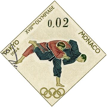 Judo 1964 by Deadscan