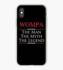 ­­Wompa The Man The Myth The Legend Gift For Grandpa iPhone Case