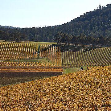 Golden Vines by bubbleblue