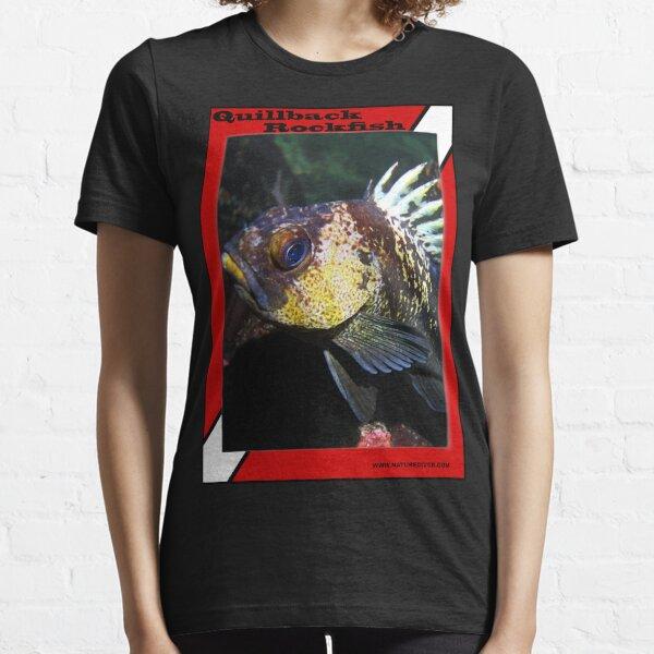 Quillback Rockfish Scuba Diving - shirt Essential T-Shirt