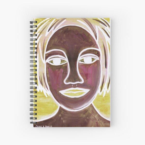 Evil Reflections Spiral Notebook