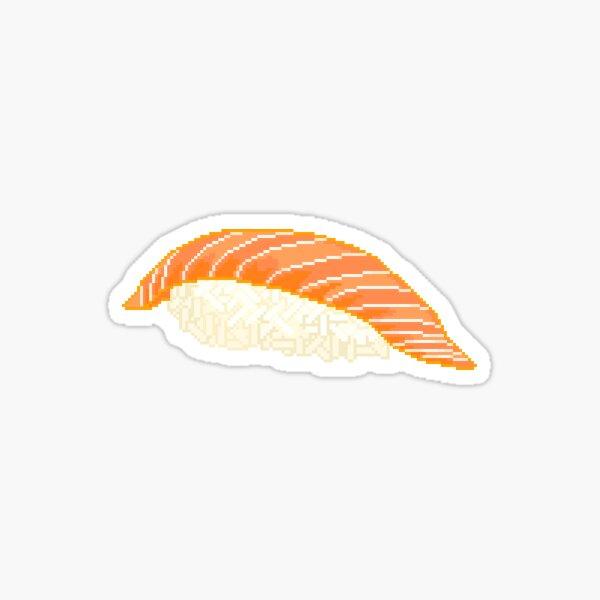 Salmon Sushi  Sticker