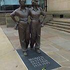 Women of Steel 1914-18 & 1939-45 by wiggyofipswich