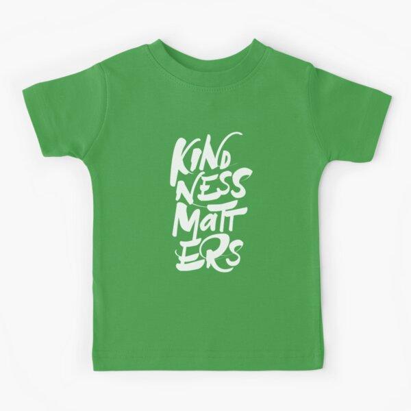 Kindness Matters Kids T-Shirt