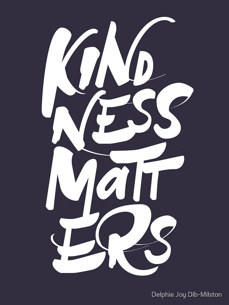 Freundlichkeit ist wichtig von seecreative