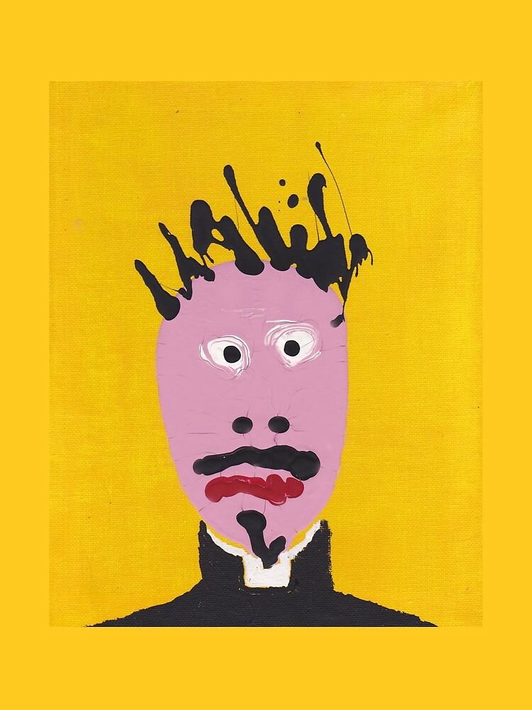 «Le prêtre» par martinb1962