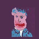 « L'affreux - Martin Boisvert - Face à flaques » par Martin Boisvert