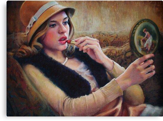 Lipstick by Jean Hildebrant