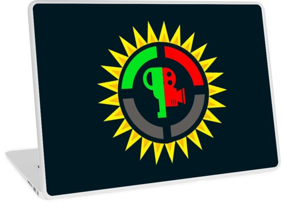 Game Theory And Film Theory Logos Mix Theorist Gift Idea Laptop Skin By Game Theory