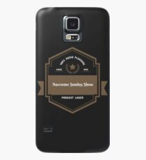 Beer logo Case/Skin for Samsung Galaxy