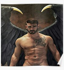 The Winged Stud Poster