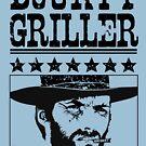 Bounty Griller BBQ Pit-Master  by dave-ulmrolls