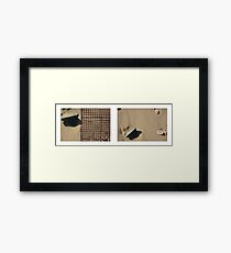 beach muse #5 Framed Print