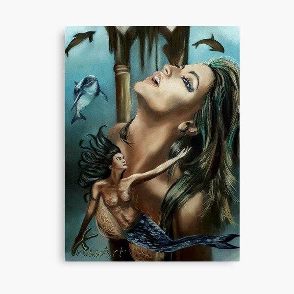 MerMay Canvas Print