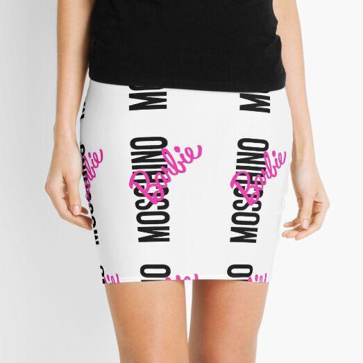 Moschino Barbie Mini Skirt