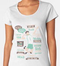 The Grand King Women's Premium T-Shirt