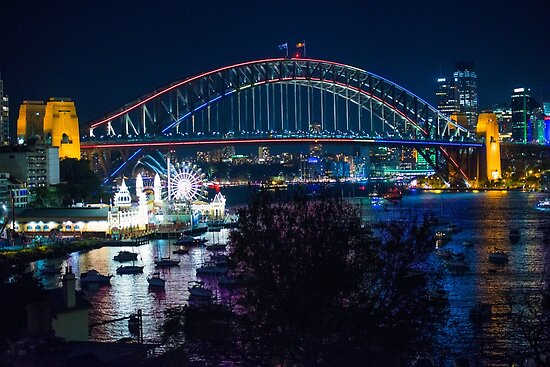 Sydney Icons by Adrian Alford Photography