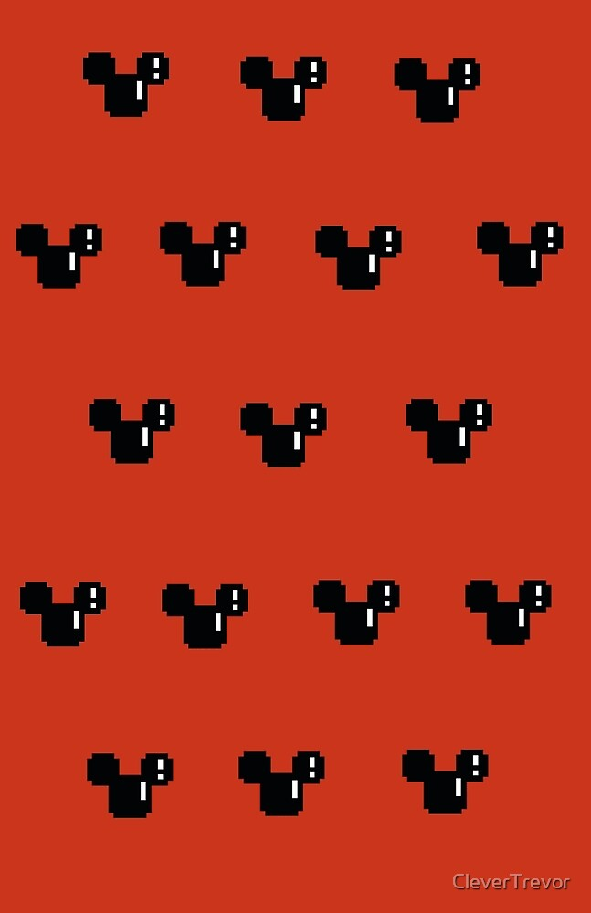 8 Bit mouses  by CleverTrevor