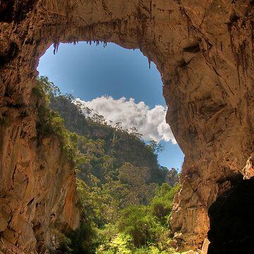 Devil's Coach House, Jenolan Caves by eschlogl