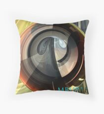 Bryce orb Throw Pillow