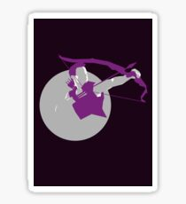 Hawkeye [Low Poly] Sticker