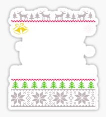 I Paused My Game to be Here Christmas Funny Christmas Game Ideas Sticker