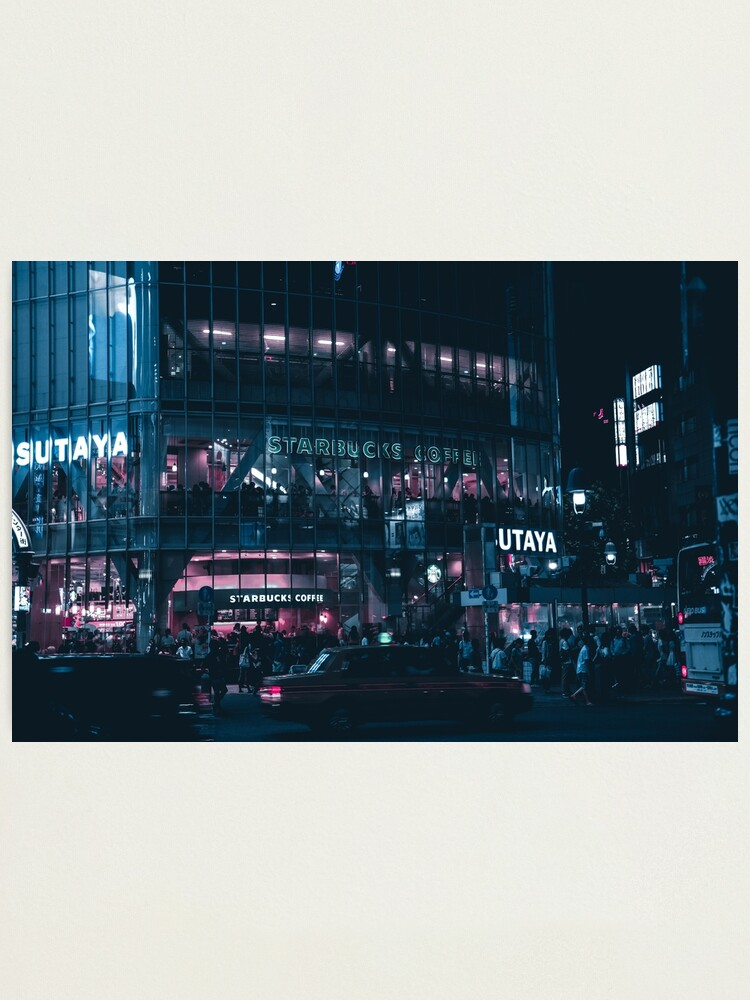 Alternate view of Night Touch Photographic Print