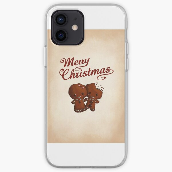 Christmas Ginger Cookies iPhone Soft Case