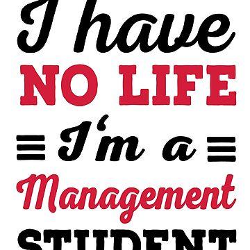 Management Student by Vectorqueen