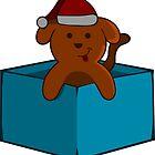 Christmas Dog by pda1986