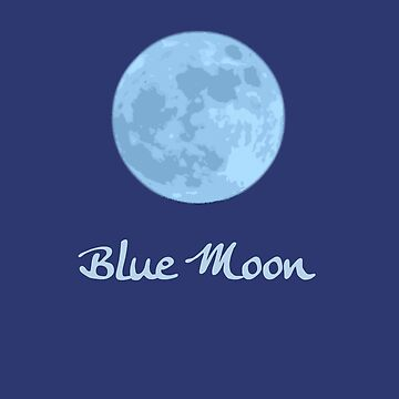 Blue Moon by miniverdesigns