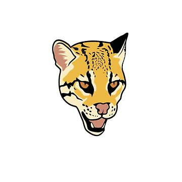 Whore Island Ocelots - Archer by Caitlin123123