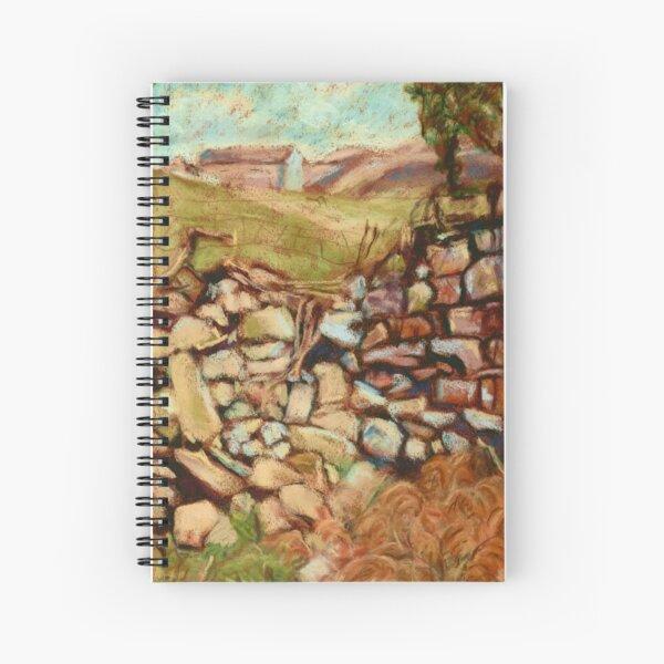 North Yorkshire Spiral Notebook