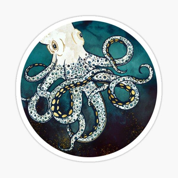 Underwater Dream VII Sticker