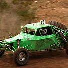 Off Road racing by Steve Chapple