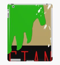 What did you do, Ray? iPad Case/Skin
