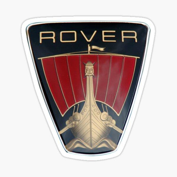 Large Rover P6 2000 3500 V8 Classic Car Viking ship badge Sticker