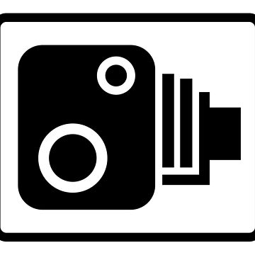 Speed Camera Sign by aeilos