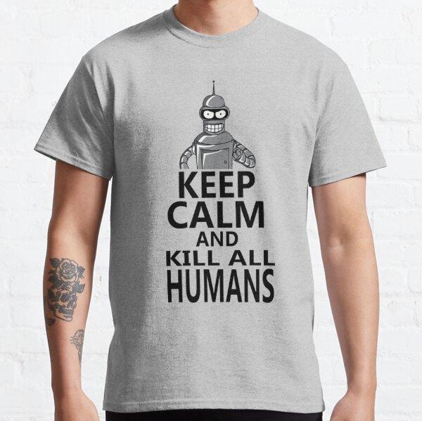 Bender Futurama Classic T-Shirt