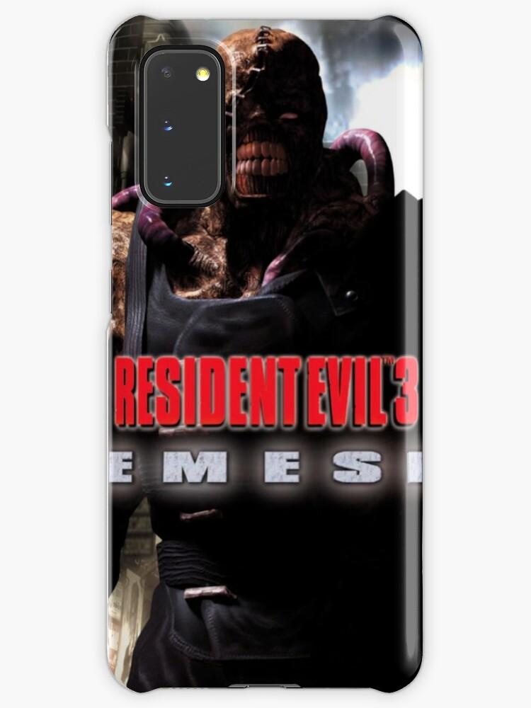 Nemesis Resident Evil 3 Nemesis 1999 Cover Art Case Skin