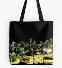 Seattle Night Shots #2 ~ Seattle, Washington  Tote Bag