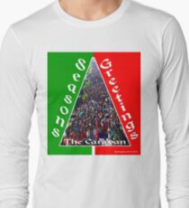 Christmas Caravan Long Sleeve T-Shirt