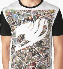 Team Fairy tail Graphic T-Shirt