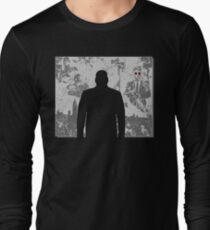 Devil in a snowstorm Long Sleeve T-Shirt
